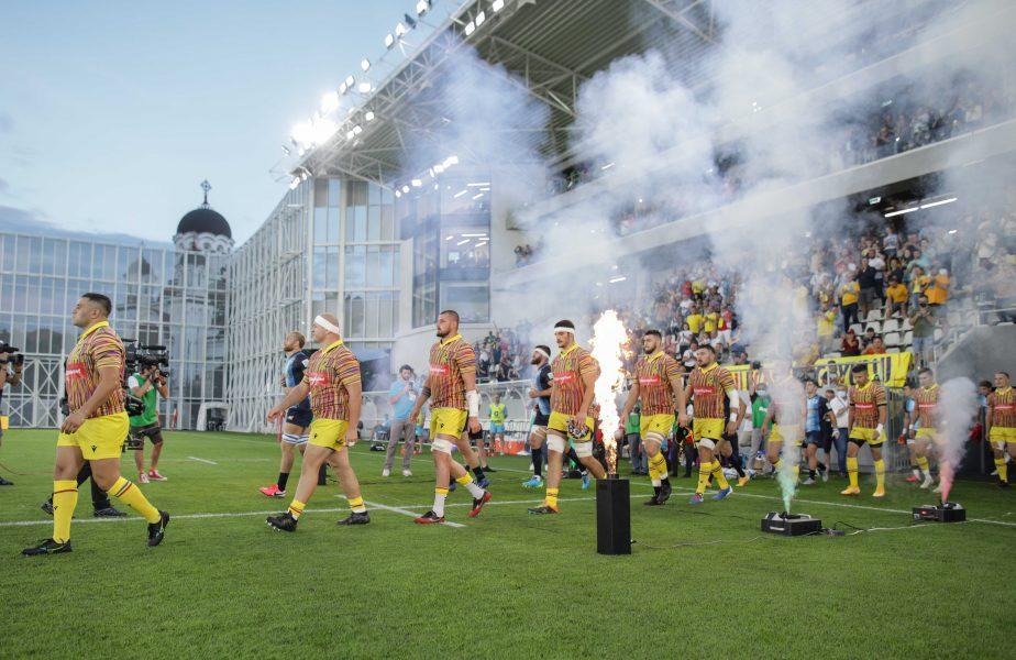 """Stadionul """"Arcul de Triumf"""", inaugurat cu artifcii şi un meci de top. Peste 4.000 de fani în tribune la România – Argentina"""