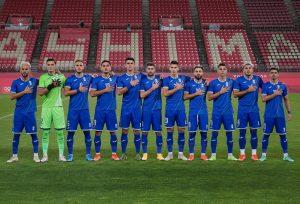 România U23, înaintea meciului cu Honduras U23