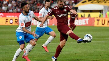 CFR Cluj – Lincoln 2-0. Campioana României, la un pas de grupele unei competiţii europene. Sigurjonsson, gol fabulos!
