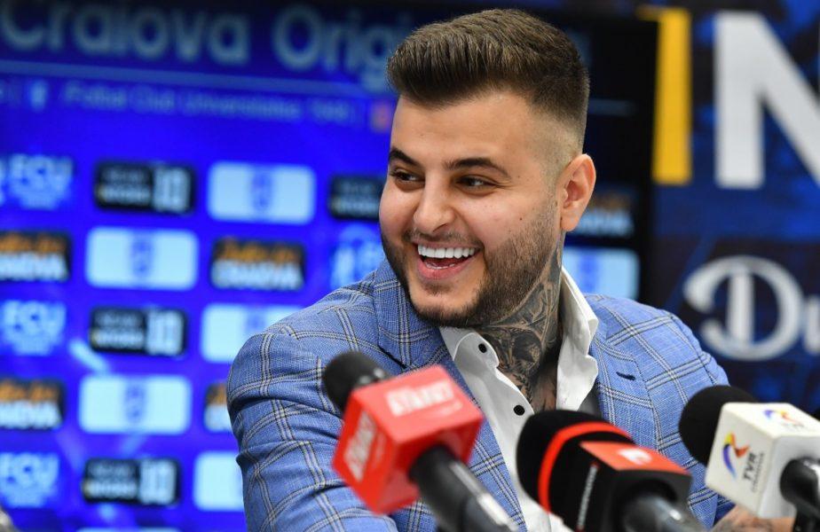 """""""Noi, 'sămânţarii', mergem în deplasare weekendul viitor!"""" Adrian Mititelu Jr., replică devastatoare pentru fanii Universităţii Craiova: """"Să vă luaţi şi cornete la voi!"""""""