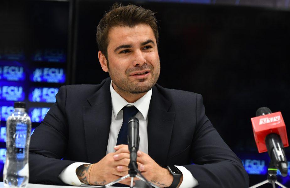 Adrian Mutu, transfer neaşteptat înainte de startul sezonului. FC U Craiova a adus un fost jucător de la FCSB şi Dinamo