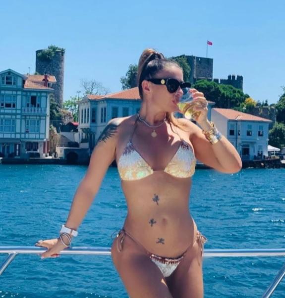 Anamaria Prodan, acuzaţii la adresa lui Gigi Becali / Foto: Instagram