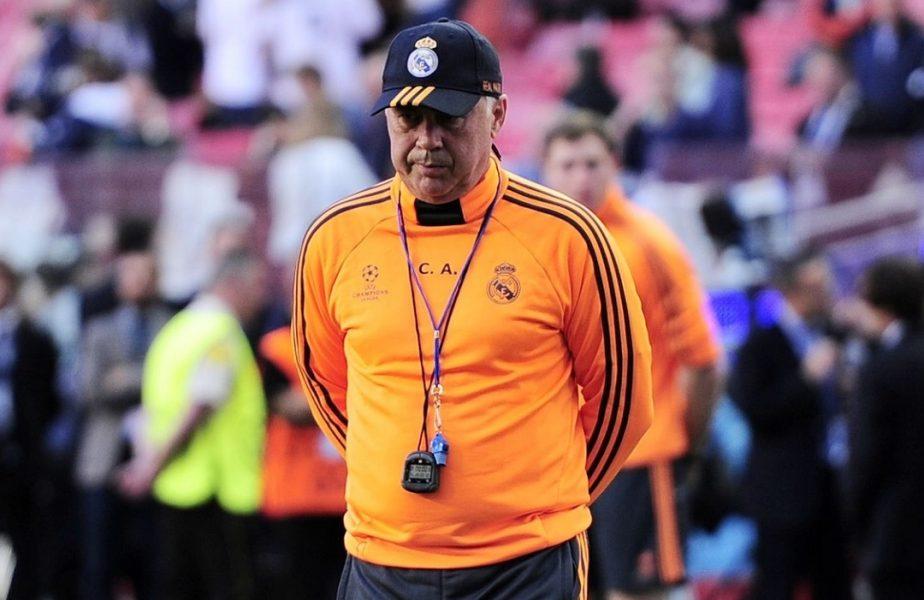 Carlo Ancelotti a adus metode revoluționare la Real Madrid! Și-a pus jucătorii să se antreneze cu măști speciale