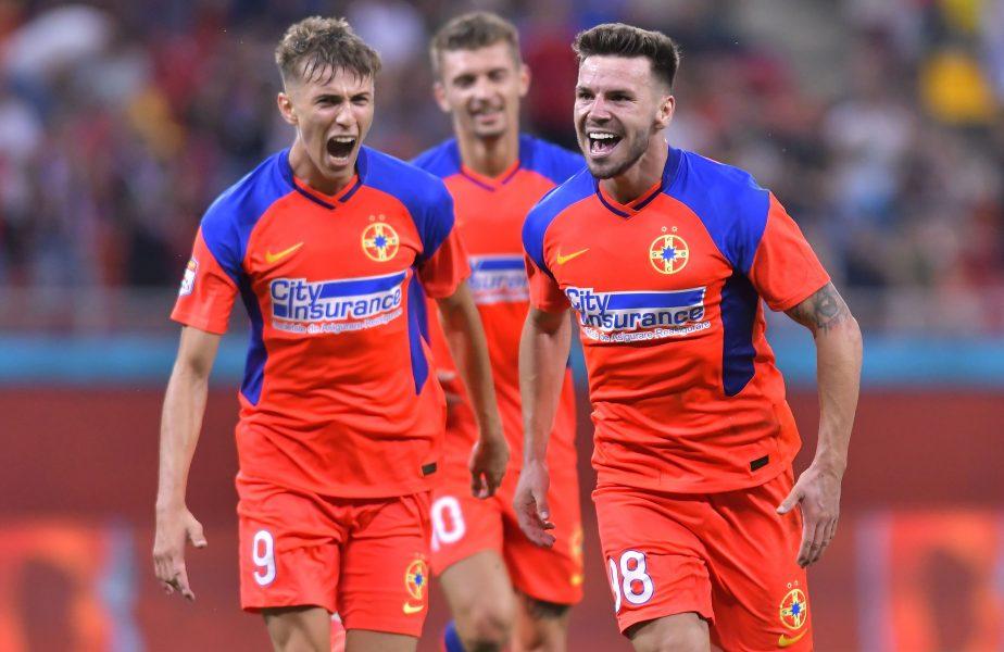 FCSB – Şahtior Karagandy 1-0. Roş-albaştrii, debut cu dreptul în Conference League! Andrei Cordea, execuţie superbă. Andrei Vlad, salvator pe finalul meciului