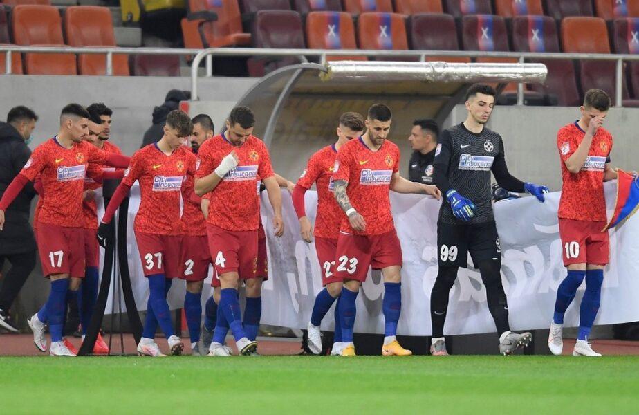 """Fanii lui FCSB au pus tunurile pe un jucător după umilinţa cu Şahtior Karagandy. """"Câte meciuri trebuie să mai facă praf? Ajunge!"""""""
