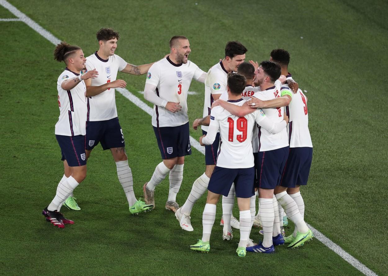 Anglia bucurie gol