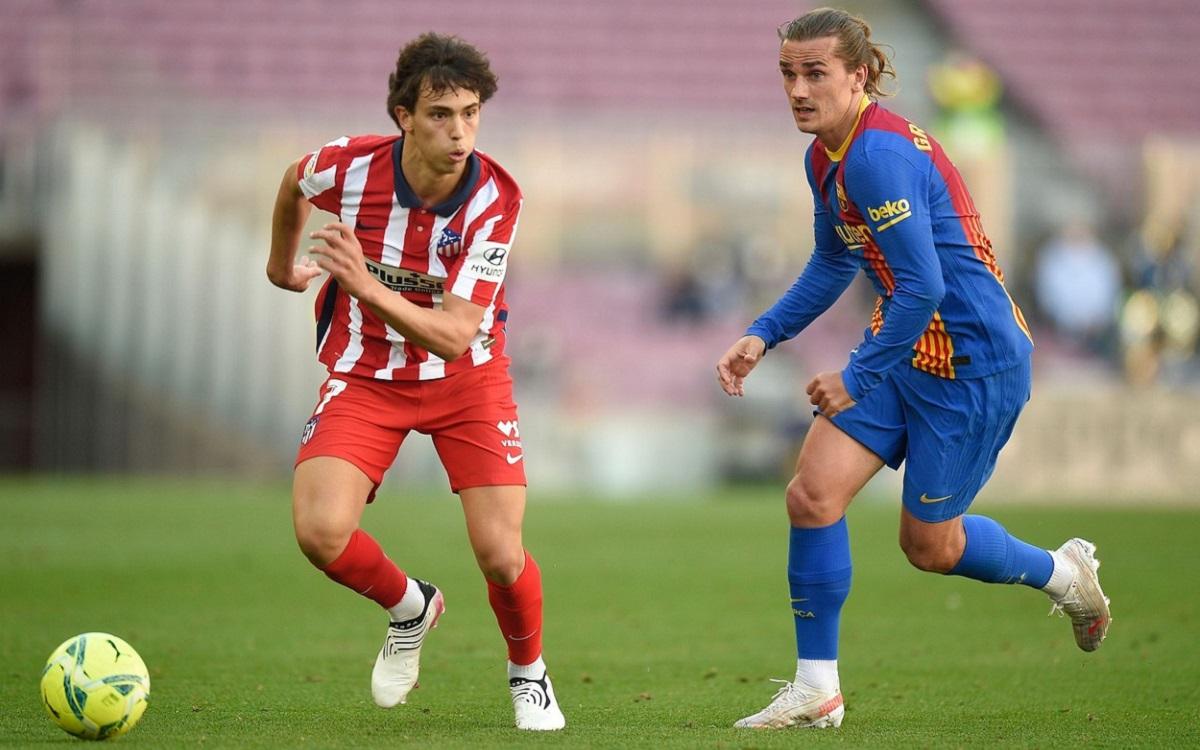 Antoine Griezmann se întoarce la Atletico Madrid