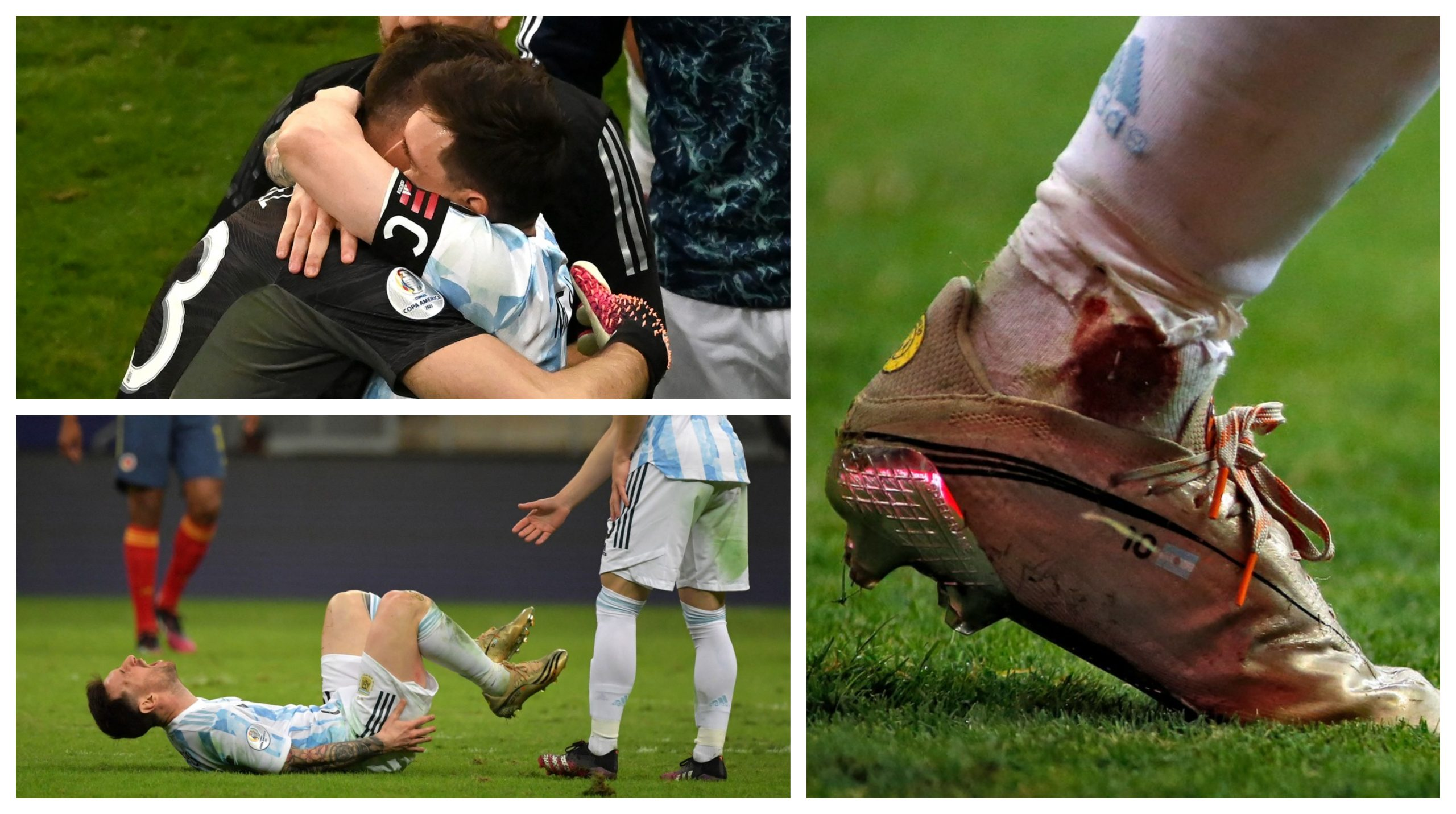 Argentina, calificare dramatică în finala Copa America