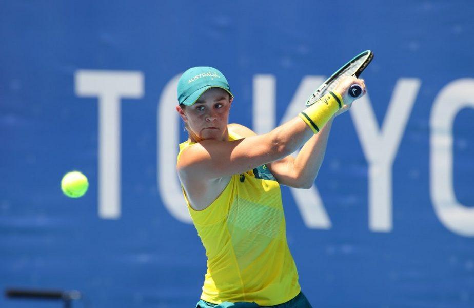Jocurile Olimpice 2020 | Incredibil! Ashleigh Barty, eliminată încă din primul tur. Ocupanta locului 1 WTA a pierdut meciul cu Sara Sorribes Tormo!