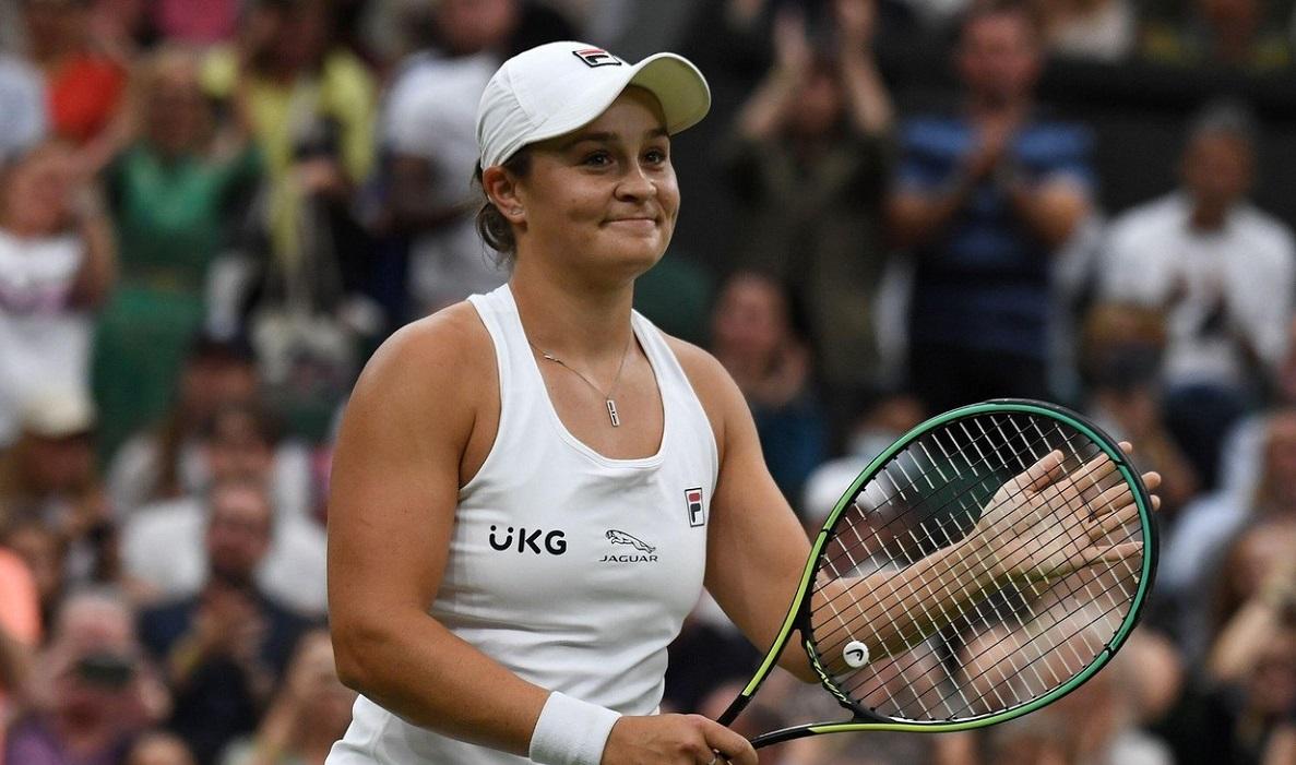Ashleigh Barty, campioană la Wimbledon 2021