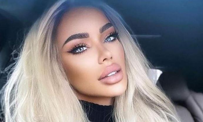 Bianca Drăguşanu ar fi avut o relaţie cu Cristi Borcea / Instagram