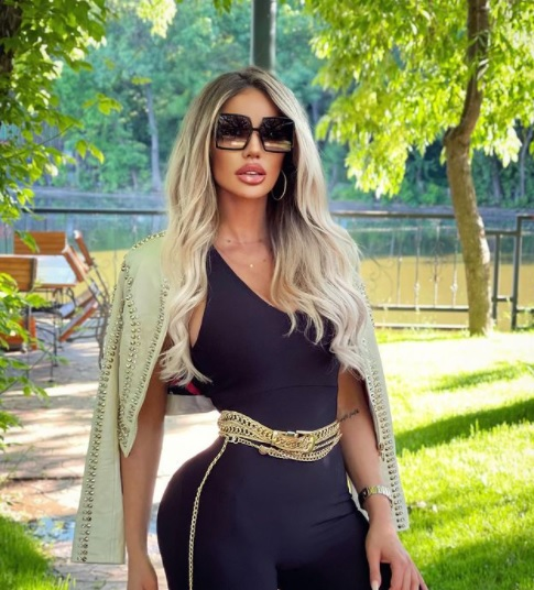 Bianca Drăguşanu, dezvăluiri despre Alex Bodi / Instagram Bianca Drăguşanu