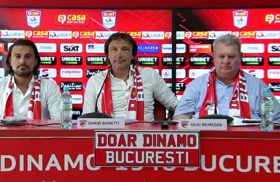 Dario Bonetti, pregătit să revină la Dinamo. Anunţul cu care l-a şocat pe Iuliu Mureşan. Când se întoarce în România