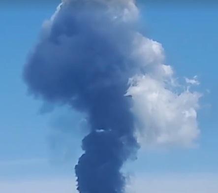 Vedeta din România care era pe plajă în momentul exploziei de la Rafinăria Petromidia. Imaginile surprinse după dezastru