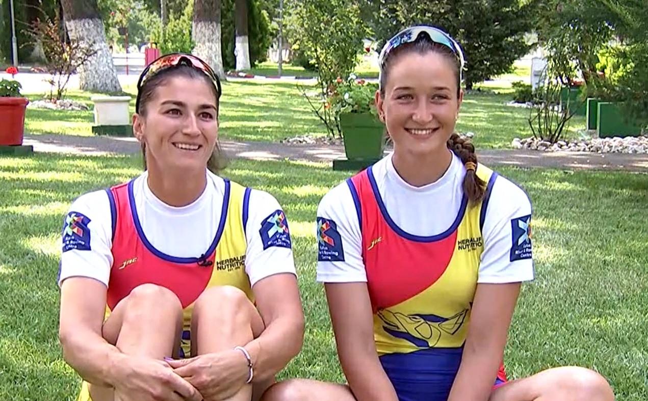 """ROMÂNII DE AUR! """"Dumnezeu trebuie să fie român!"""" Simona Radiş şi Ancuţa Bodnar stau 11 luni pe an în cantonament. """"Titlul olimpic ar fi un vis împlinit!"""""""