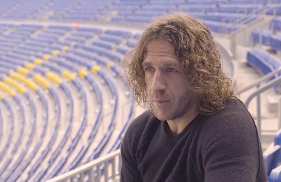 """SuperPrieteni, de Gică Popescu! Carles Puyol a recunoscut că a fost aproape de un transfer în Serie A după startul ratat la Barcelona. """"Din fericire, am decis să rămân"""""""