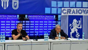 """Conducătorii Universităţii Craiova au înţeles mesajul fanilor. """"Luăm măsuri radicale"""". Ce au spus despre posibilitatea de a-l transfera pe Andrei Vlad"""