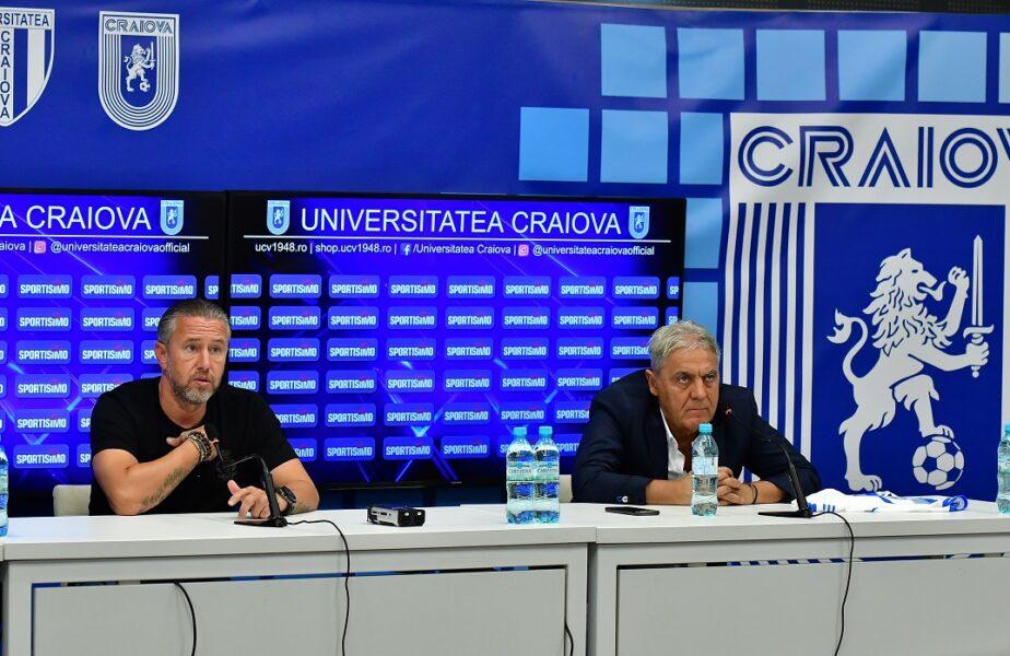 """Andrei Vlad ar putea ajunge la Universitatea Craiova. Răspuns oficial la propunerea lui Gigi Becali. """"Luăm măsuri radicale!"""""""