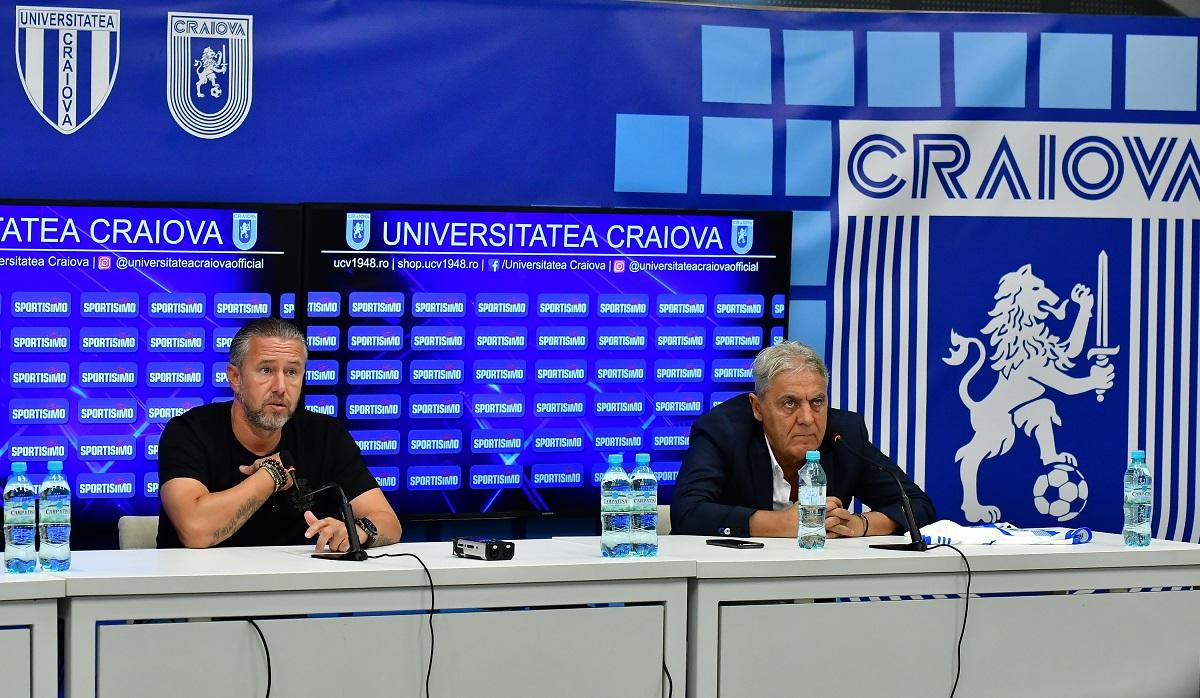 Conducătorii Universităţii Craiova au înţeles mesajul fanilor
