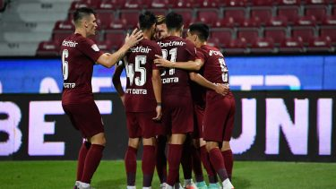 CFR Cluj şi-a aflat posibilul adversar din playoff-ul Ligii Campionilor! Ferencvaros şi Slavia Praga stau în calea campioanei României în drumul spre grupele UCL