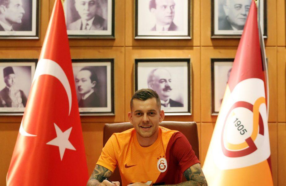 """Adrian Mutu îl aduce pe Alex Cicâldău cu picioarele pe pământ: """"Transferul la Galatasaray nu înseamnă nimic!"""" Ce mesaj i-a transmis """"Briliantul"""" mijlocaşului"""