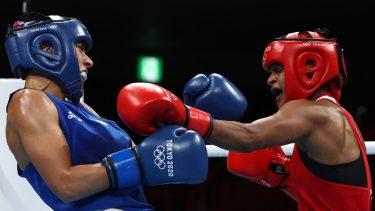 Jocurile Olimpice 2020   Claudia Nechita a intrat în istorie! Prima victorie a boxului feminin românesc la Jocurile Olimpice