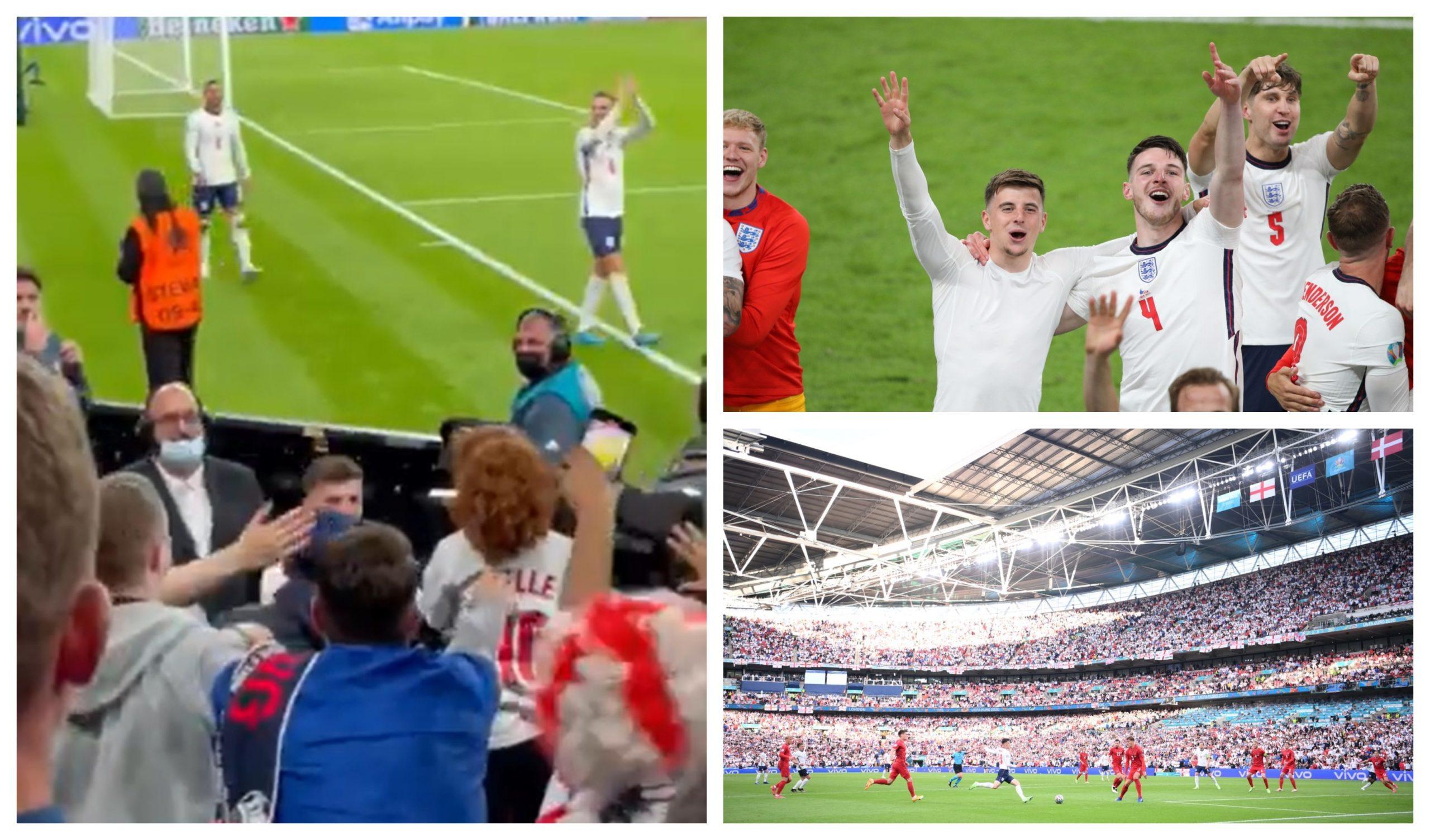 Mason Mount, gest de milioane pe Wembley