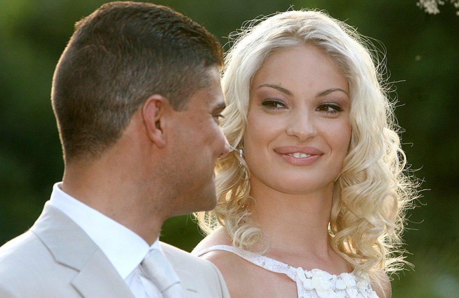 Fiica bărbatului părăsit de soţie pentru Cristi Borcea e de o frumuseţe ieşită din comun. Are aproape aceeaşi vârstă cu iubita tatălui ei