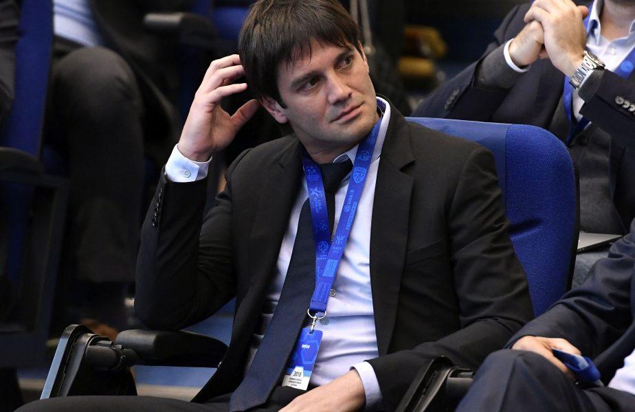 """Cristi Chivu, promovat de Inter Milano. Anunţul oficial făcut de campioana Italiei. """"Tare ca stânca!"""""""