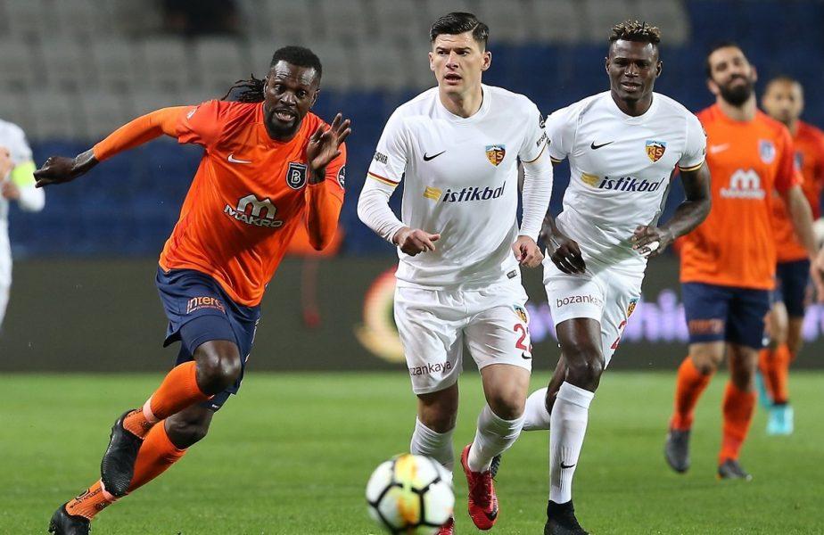 """Cristian Săpunaru şi-a reziliat contractul cu Kayserispor. """"Este timpul să mă întorc acasă!"""". Fundaşul, aşteptat la Rapid!"""