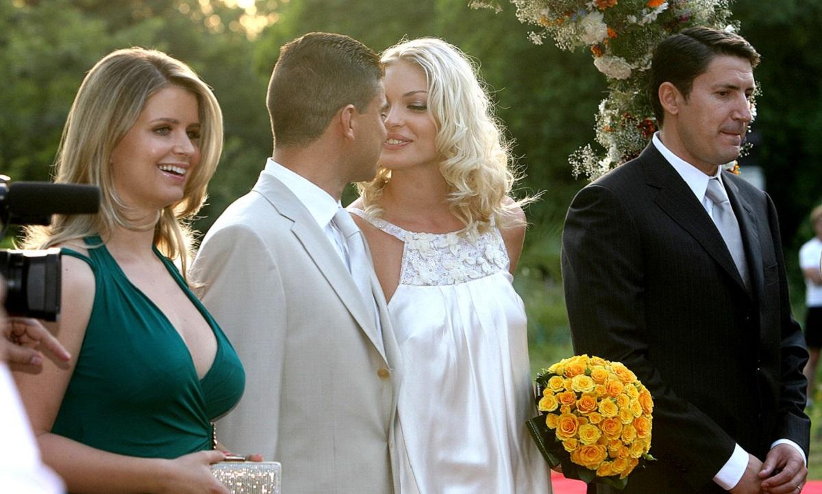 Cristian Boureanu a fost căsătorit cu Valentina Pelinel