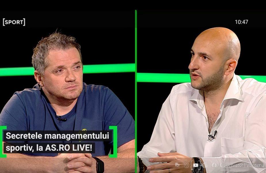 Cristian Gheorghe a fost invitat la AS.ro LIVE