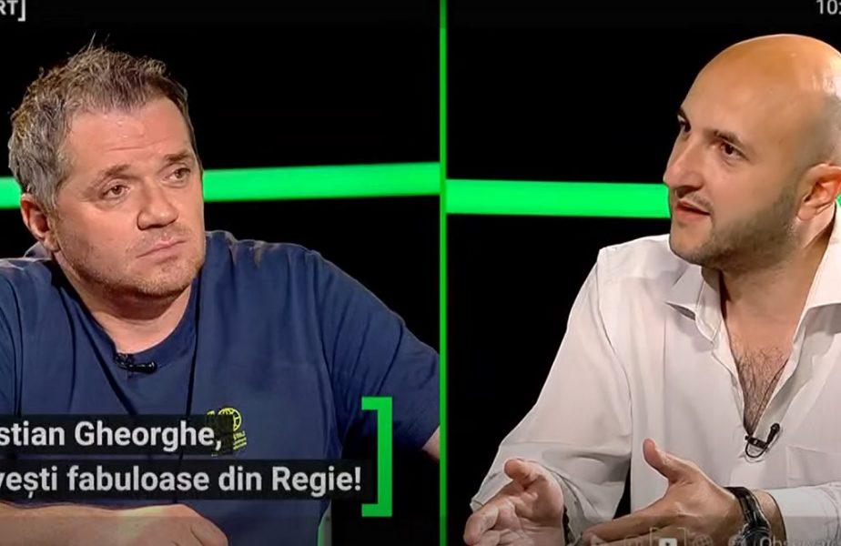 Cristian Gheorghe, la AS.ro LIVE
