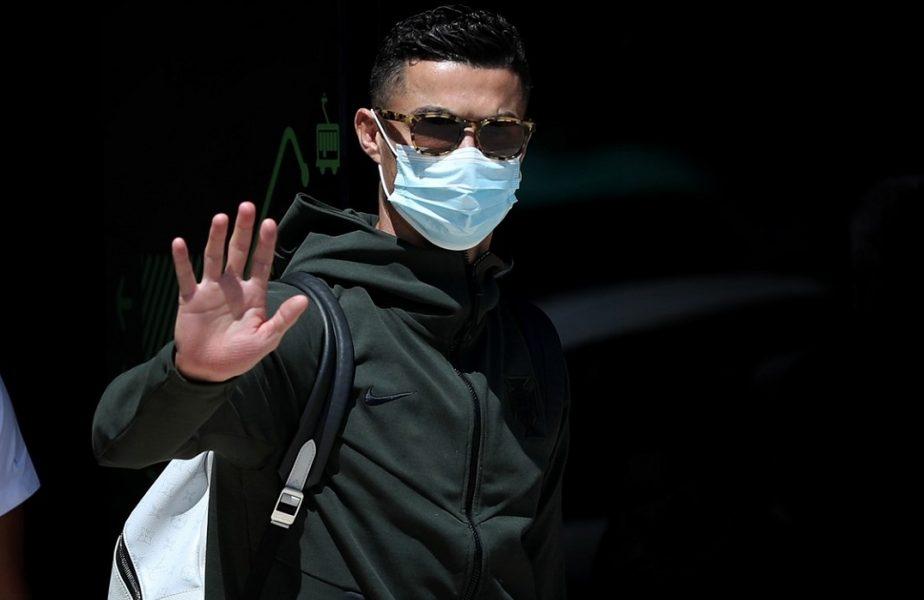 Cristiano Ronaldo, imagini de senzație din vacanță! Cum se relaxează după eliminarea de la Euro 2020