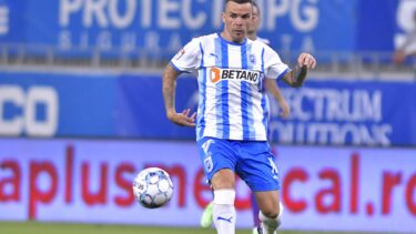 Universitatea Craiova – KF Laci 0-0. Laurenţiu Reghecampf, debut la două zile după ce a semnat. Ocazii uriaşe ale albanezilor! Koljic a ratat singur cu portarul