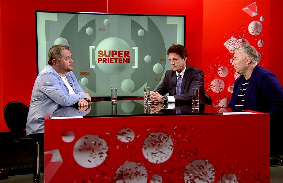 """SuperPrieteni, de Gică Popescu! Dan Petrescu, """"Baciul"""" şi preţul celebrităţii. """"Stăteam două ore ca să dau autografe!"""". Amintiri fabuloase cu Ruud Gullit. """"E mai fericit după ce s-a tuns"""""""