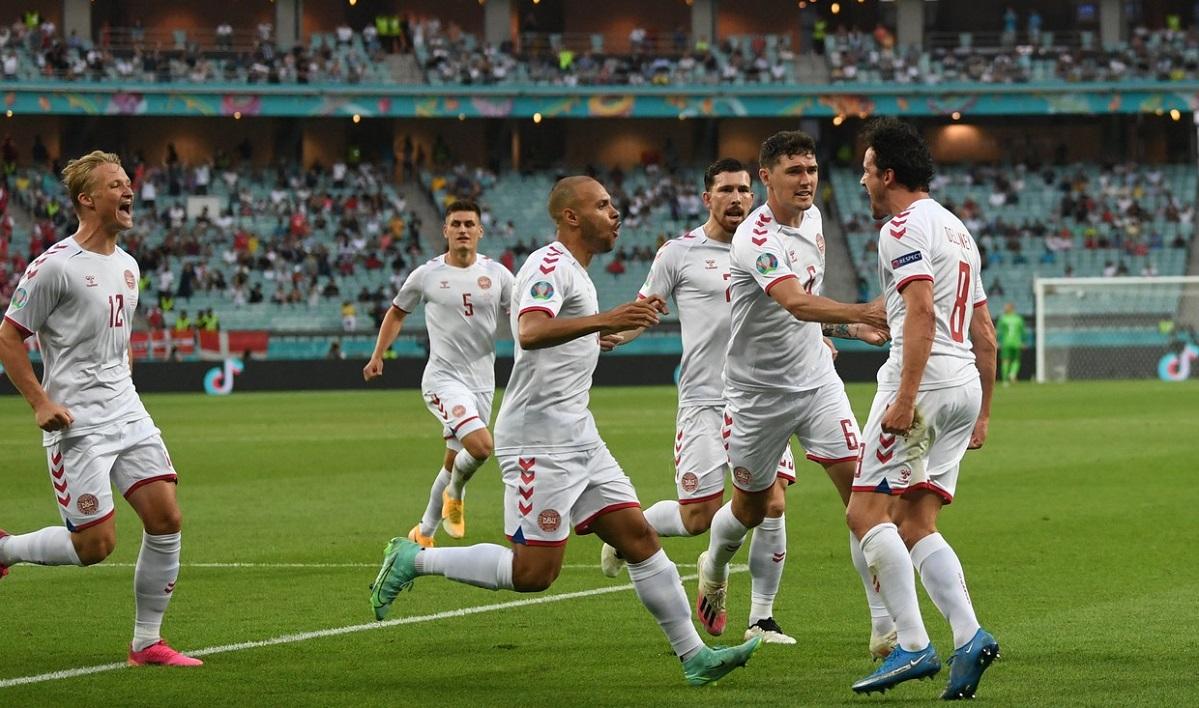 Danemarca, în semifinale la EURO 2020