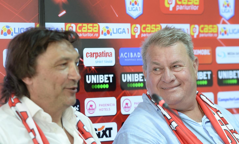Dario Bonetti, somat să plece de la Dinamo