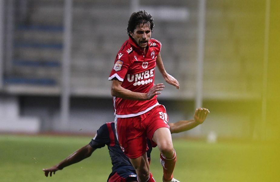 Diego Fabbrini s-a întors în Italia, după coşmarul trăit la Dinamo. Echipa cu care a semnat