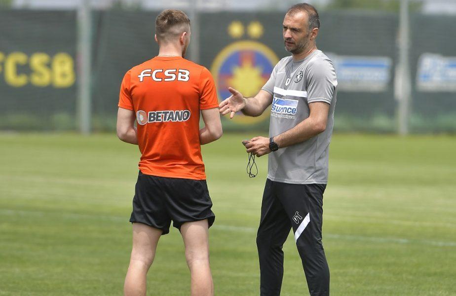 FCSB deschide balul în Liga 1! Surprizele pregătite de Dinu Todoran pentru meciul cu Botoșani