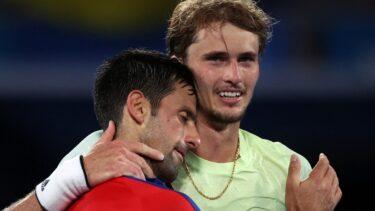 Jocurile Olimpice 2020 | Novak Djokovic – Alexander Zverev 6-1, 3-6, 1-6. Sârbul şi-a luat adio de la Golden Slam. Criză de nervi a liderului ATP!