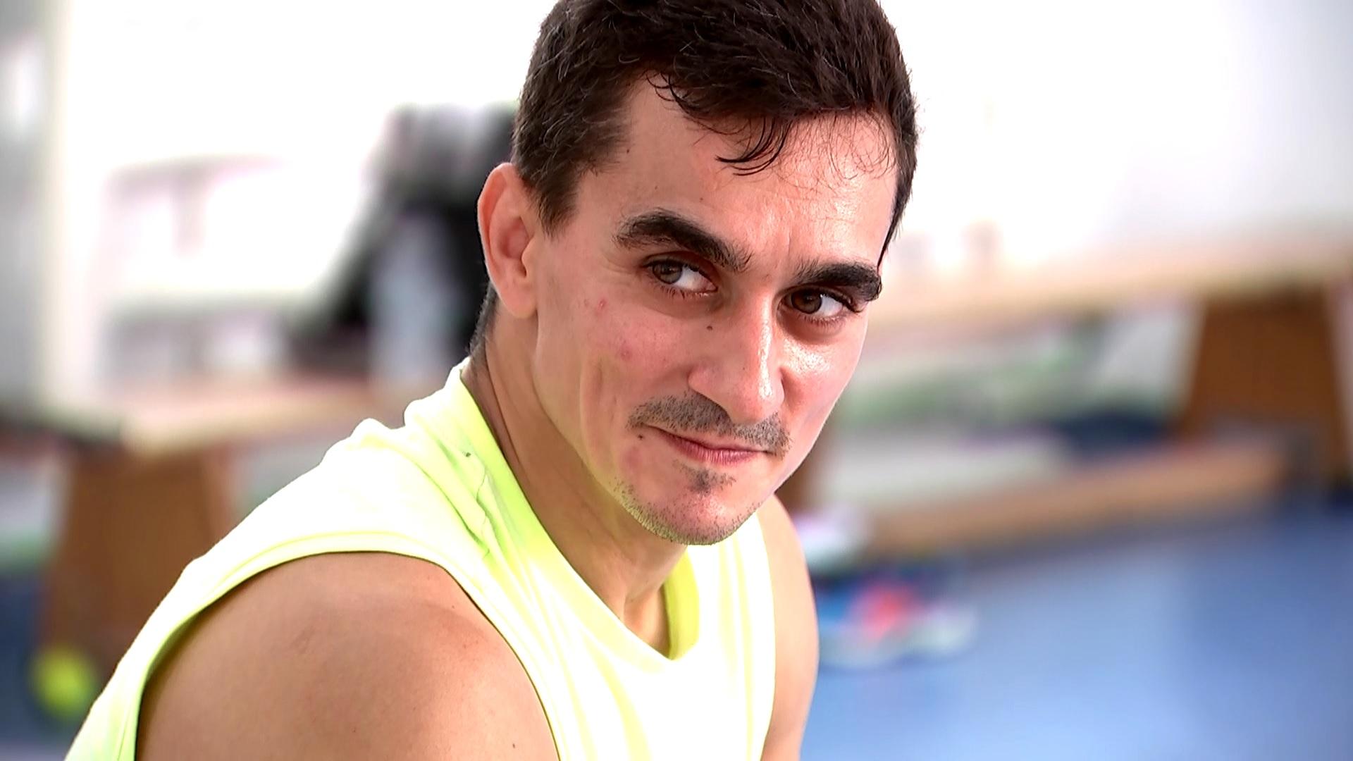 Marian Drăgulescu mai are un singur vis înainte să se retragă