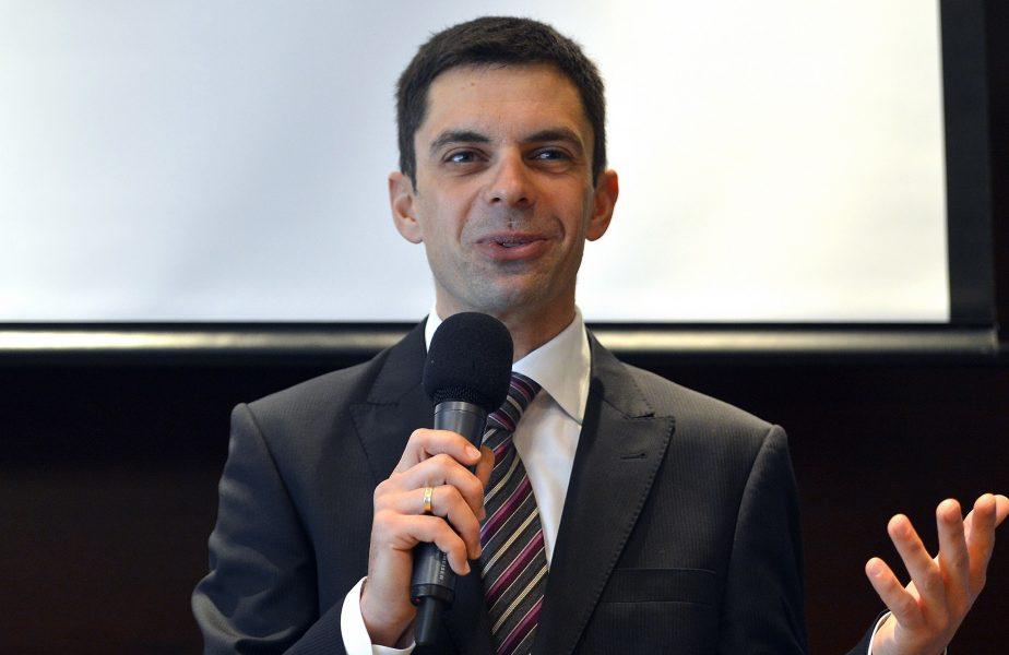 """""""Care e Steaua istorică?"""" Eduard Novak, ministrul Tineretului şi Sportului din România, a dat verdictul: """"Acolo am închis totul!"""""""