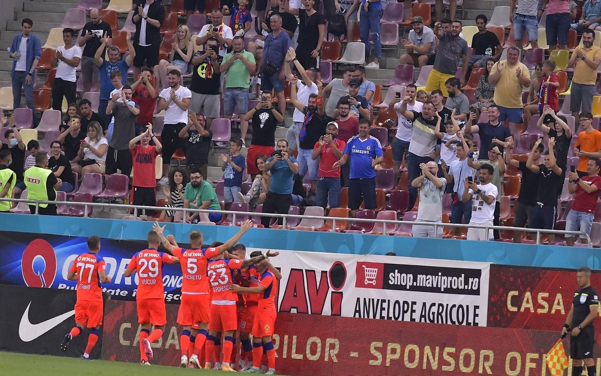 Dinu Todoran, entuziasmat de victoria lui FCSB în meciul cu Universitatea Craiova