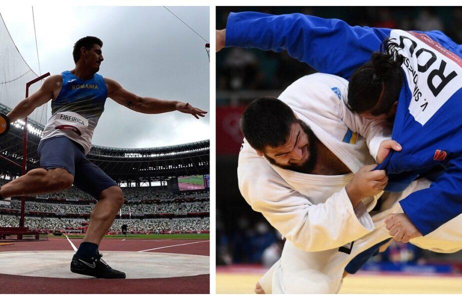 Alin Firfirică şi Vlăduţ Simionescu au ratat medaliile