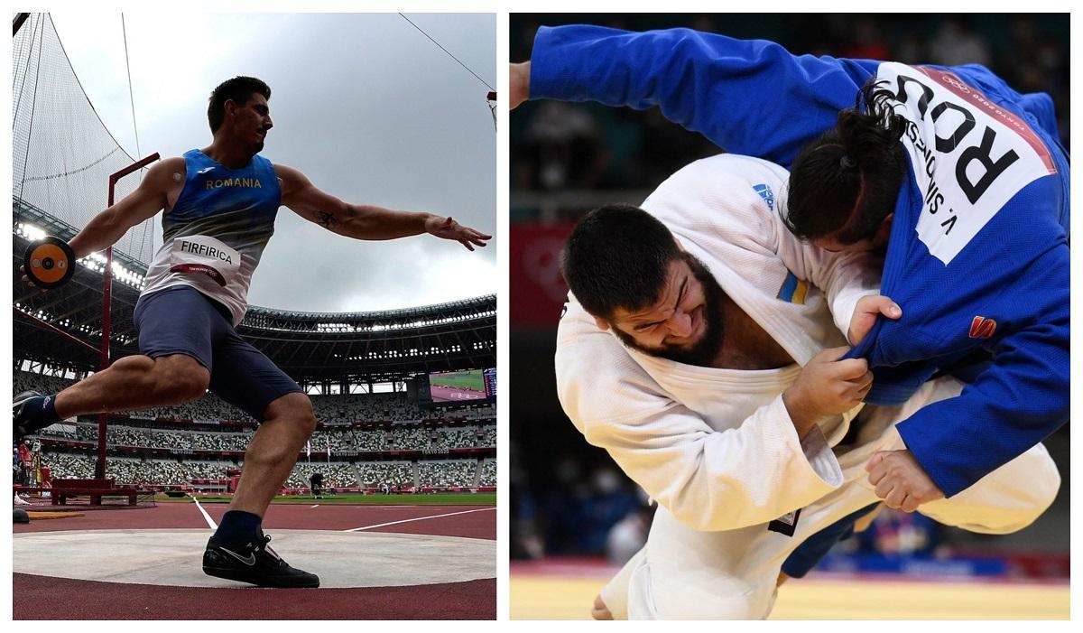 Jocurile Olimpice 2020   Rezultate sub aşteptări pentru Alin Firfirică şi Vlăduţ Simionescu. Au ieşit din cursa pentru medalii
