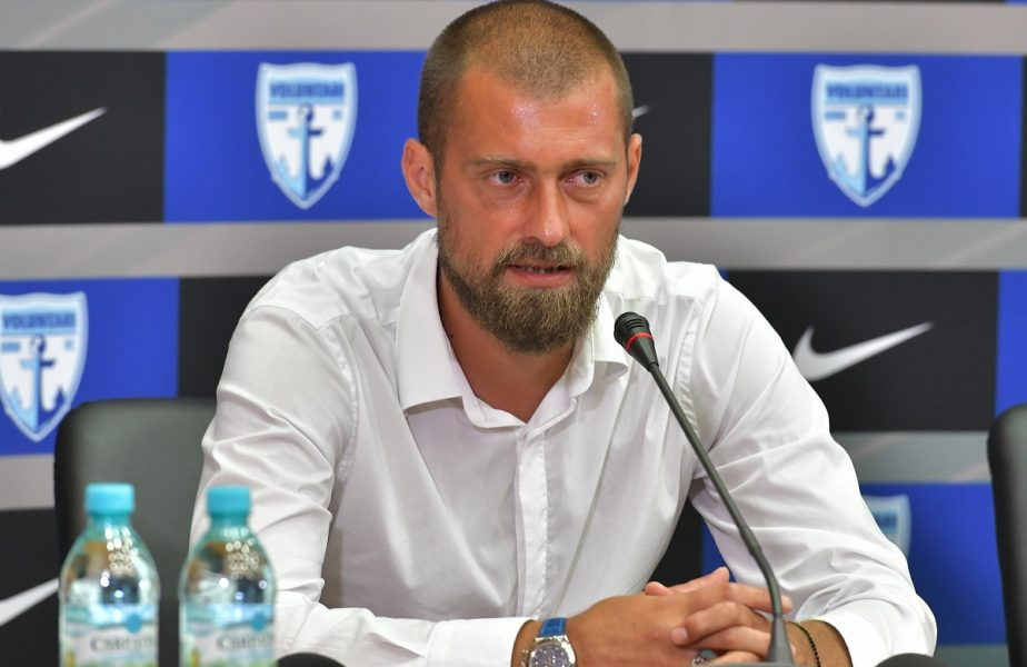 """""""Vom face ceva măreţ!"""" Gabi Tamaş, declaraţii tari înainte de Dinamo – Voluntari. """"El e şeful! Sunt preşedinte doar după antrenament"""""""