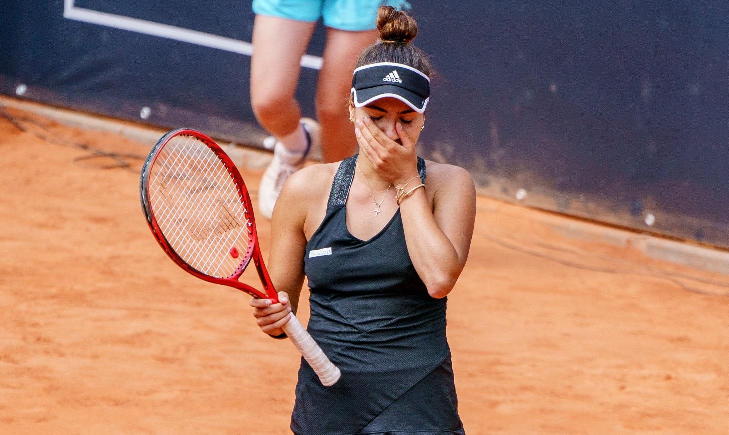 Gabriela Ruse, OUT de la Winners Open
