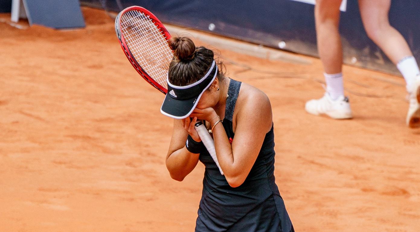 Gabriela Ruse, moment uriaş
