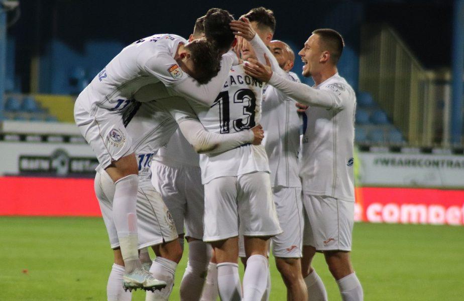 Gaz Metan – CS Mioveni 1-0 | Gol din penalty, după un henţ stupid. Prima eliminare a sezonului şi debutul lui Andrei Cristea